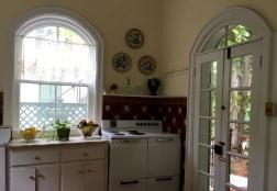 Hemingway's kitchen.